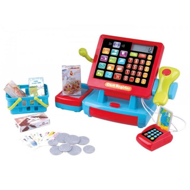 Obrázek produktu PlayGo 3232 Pokladna dotyková s doplňky se zvuky
