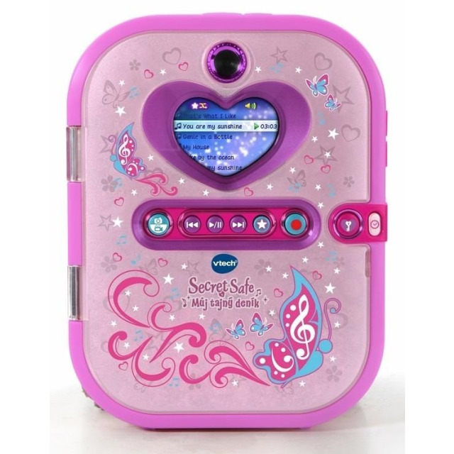Obrázek produktu Vtech Kidi Secret Safe - Můj tajný deník