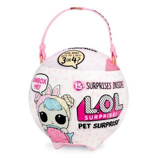 Obrázek 1 produktu MGA L.O.L. Surprise! Biggie Pets Velké zvířátko - Králíček
