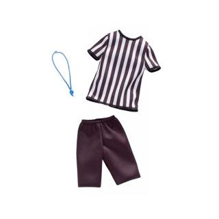 Obrázek 1 produktu Barbie Kenovy profesní oblečky - Rozhodčí, Mattel FXJ51