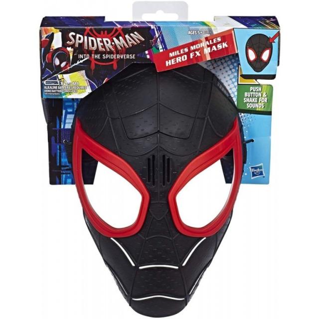 Obrázek produktu Spiderman Filmová maska se zvuky, Hasbro E2911