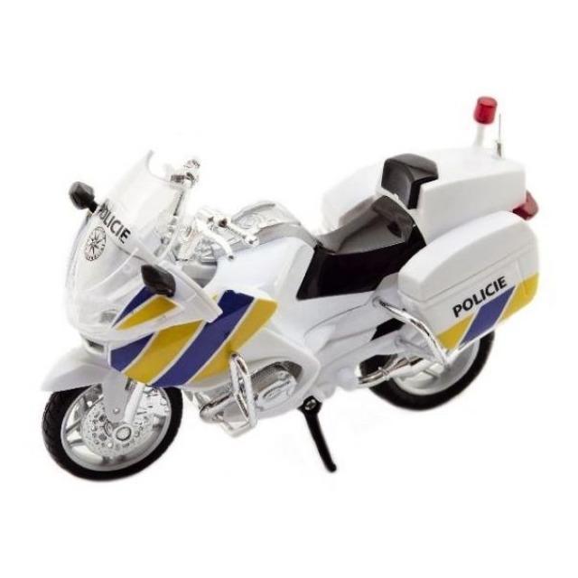 Obrázek produktu Motorka Záchranáři 112 policie