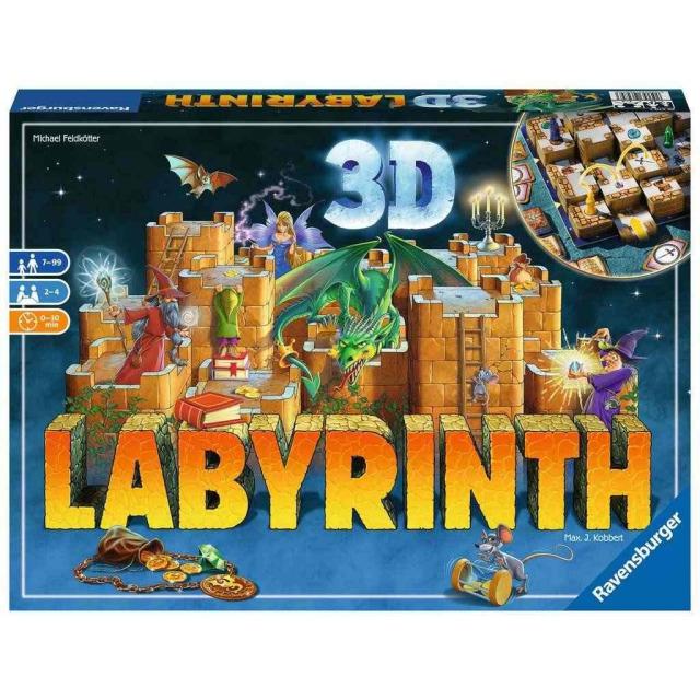Obrázek produktu Ravensburger 26279 Labyrinth 3D