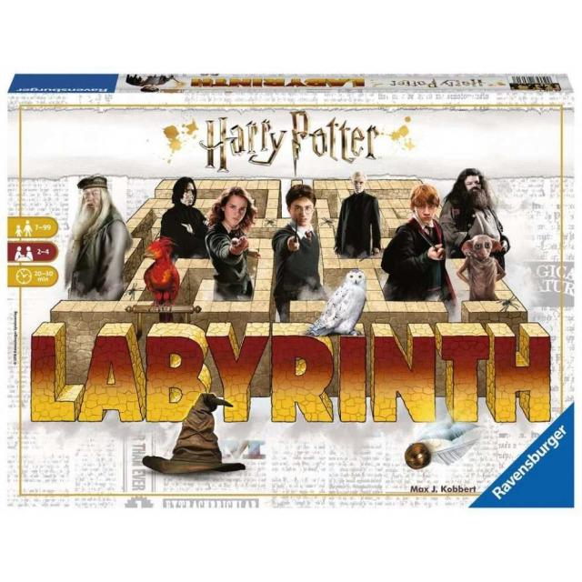 Obrázek produktu Ravensburger 26082 Labyrinth Harry Potter