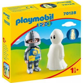 Obrázek 1 produktu Playmobil 70128 Rytíř a duch (1.2.3)