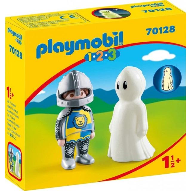 Obrázek produktu Playmobil 70128 Rytíř a duch (1.2.3)