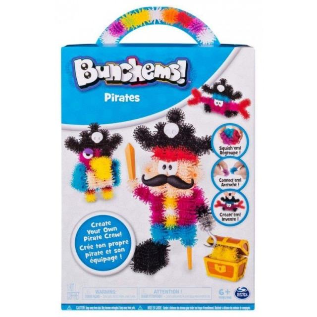 Obrázek produktu Spin Master Bunchems tématická sada Pirát