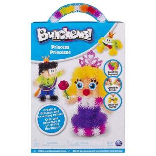 Obrázek 1 produktu Spin Master Bunchems tématická sada Princezna