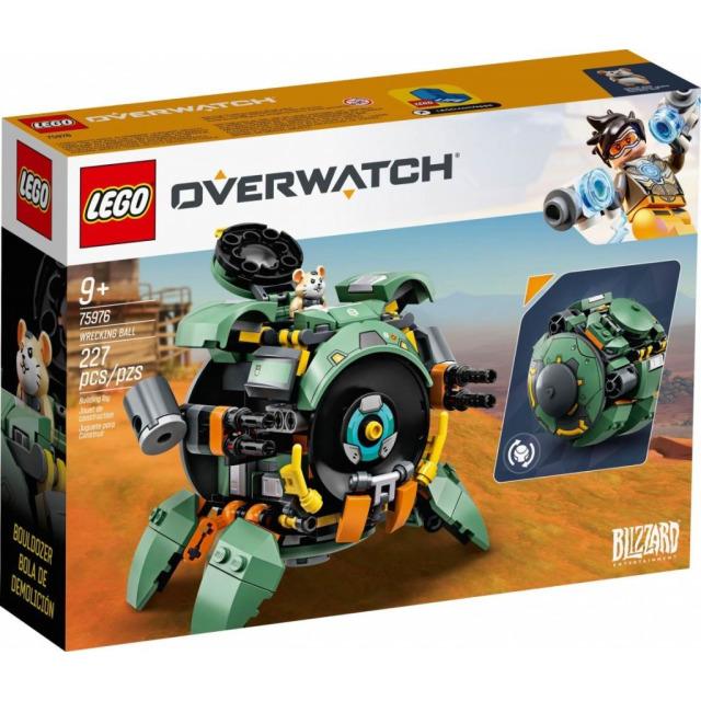 Obrázek produktu LEGO Overwatch 75976 Demoliční koule