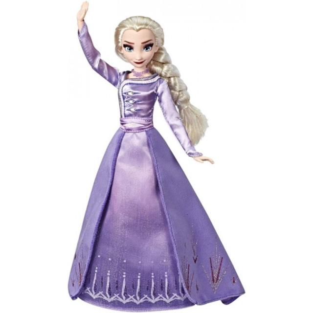 Obrázek produktu Frozen 2 - Ledové Království panenka Deluxe Elsa z Arendellu