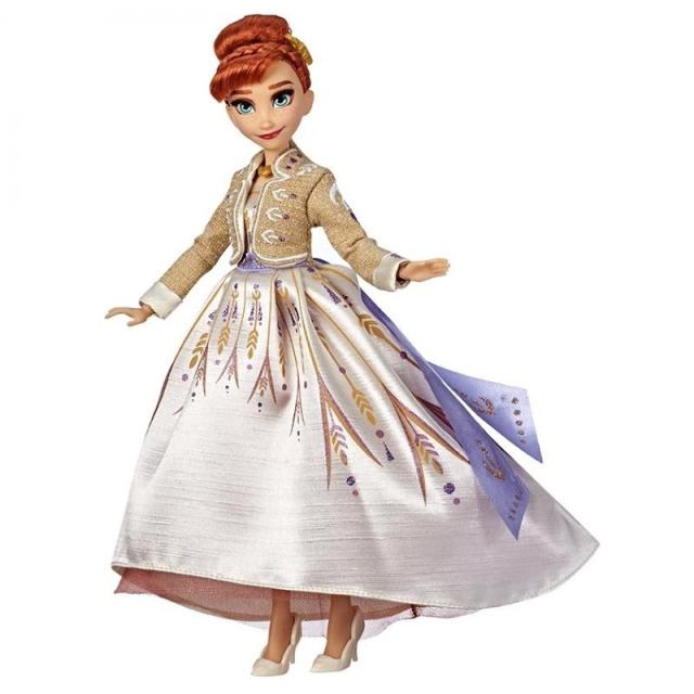 Obrázek produktu Frozen 2 - Ledové Království panenka Deluxe Anna z Arendellu