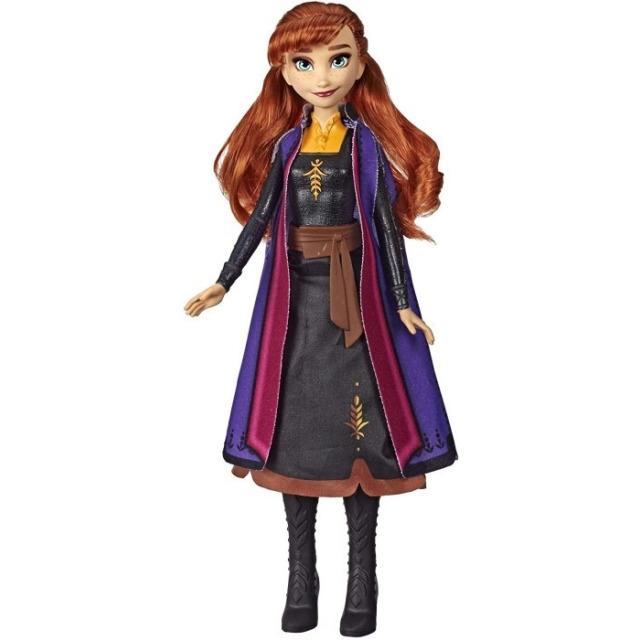 Obrázek produktu Frozen 2 - Ledové Království Anna se svítícími šaty