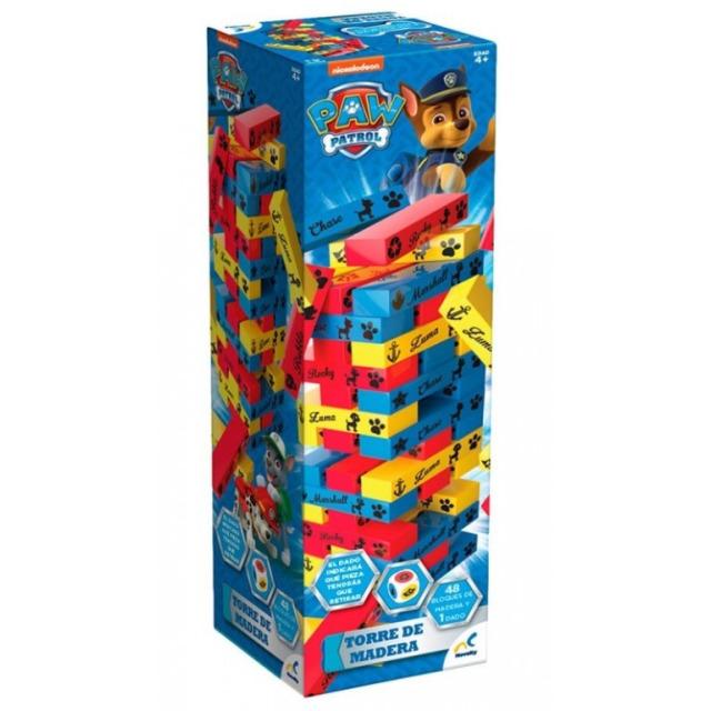 Obrázek produktu Spin Master Tlapková patrola Jenga vratká věž