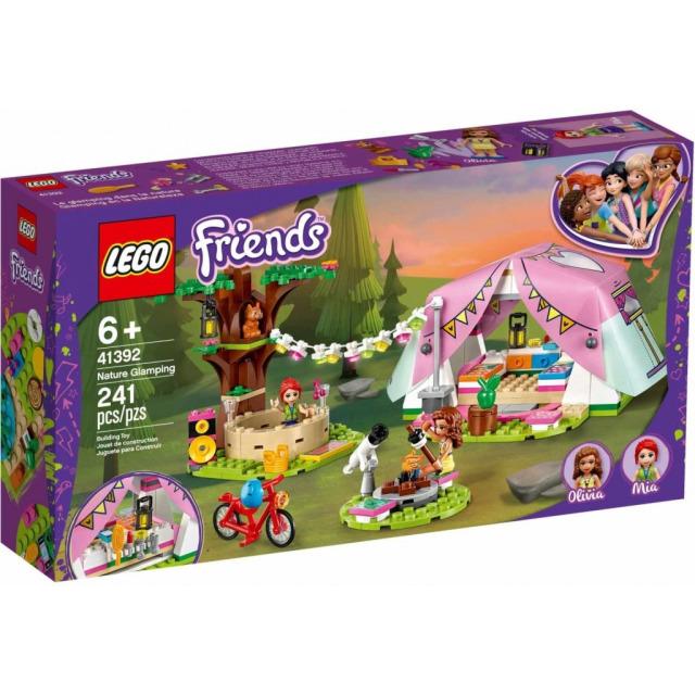 Obrázek produktu LEGO Friends 41392 Luxusní kempování v přírodě