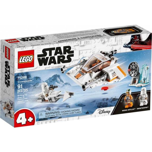 Obrázek produktu LEGO Star Wars 75268 Sněžný spídr