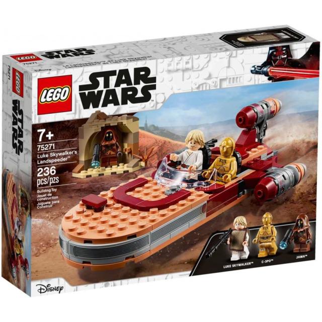 Obrázek produktu LEGO Star Wars 75271 Pozemní spídr Luka Skywalkera