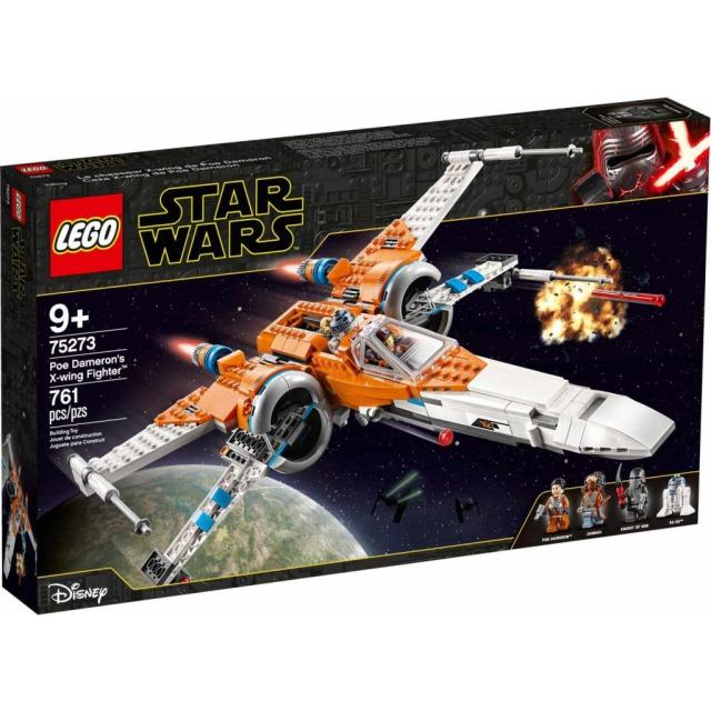 Obrázek produktu LEGO Star Wars 75273 Stíhačka X-wing Poe Damerona
