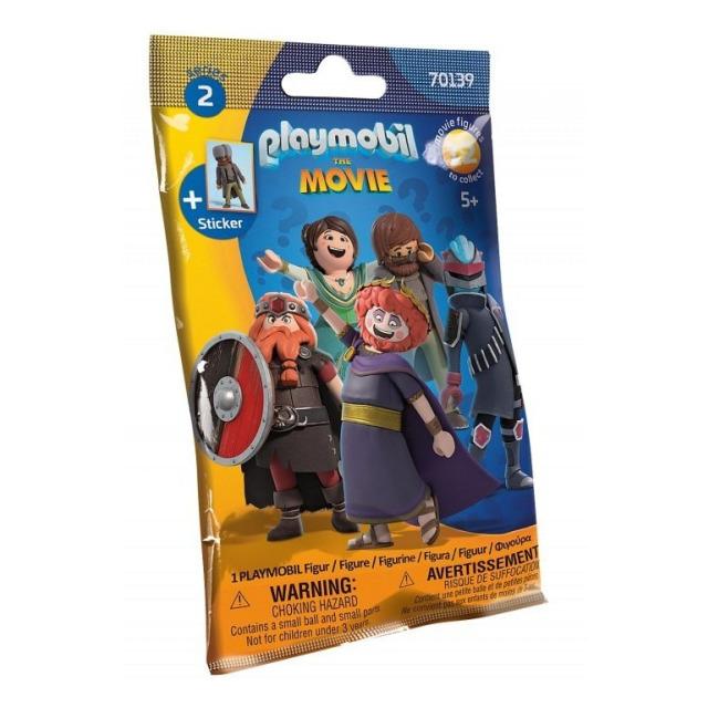 Obrázek produktu Playmobil 70139 THE MOVIE Figurka v sáčku, série 2