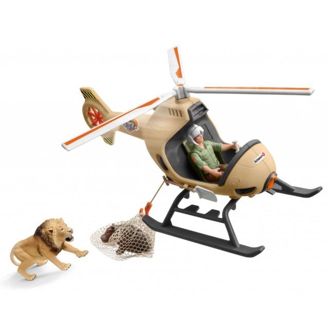 Obrázek produktu Schleich 42476 Záchranný vrtulník pro zvířata