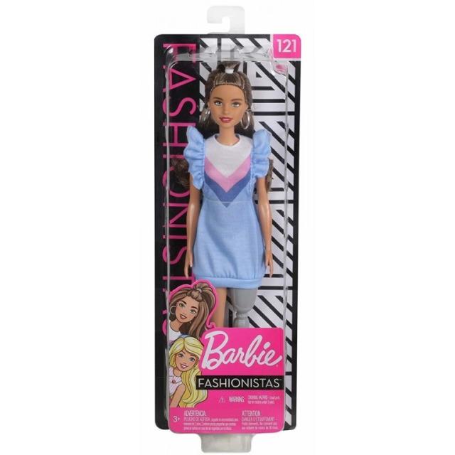 Obrázek produktu Barbie modelka 121, Mattel FXL54
