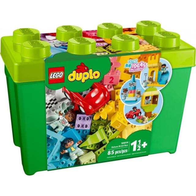 Obrázek produktu LEGO DUPLO 10914 Velký box s kostkami