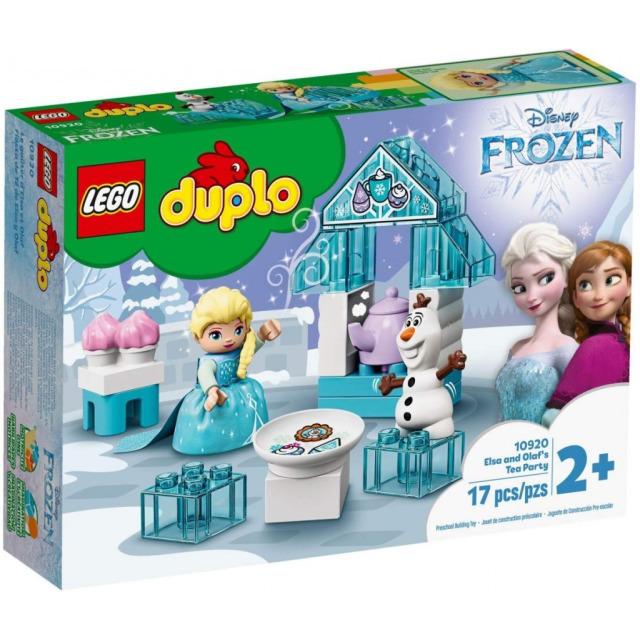Obrázek produktu LEGO DUPLO 10920 Čajový dýchánek Elsy a Olafa