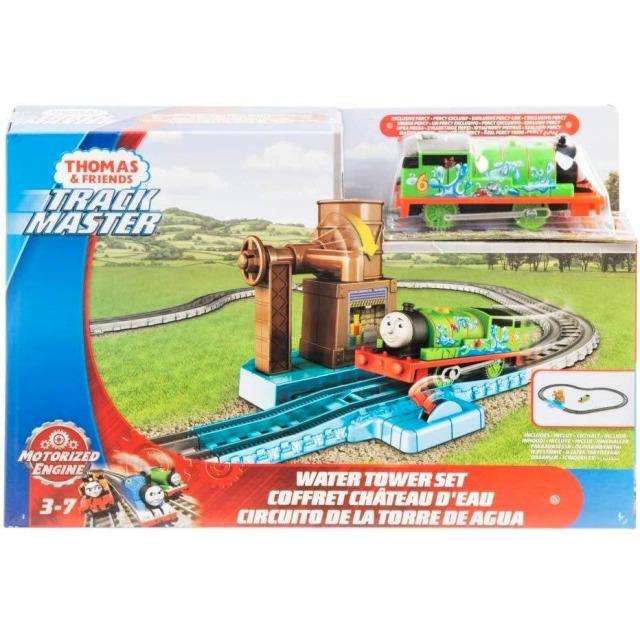 Obrázek produktu Fisher Price Základní dráha s mašinkou Percy, Mattel FXX64