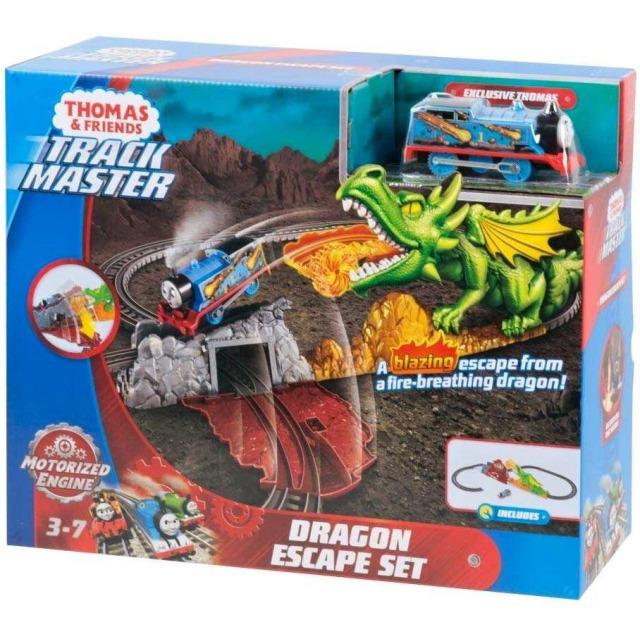 Obrázek produktu Fisher Price Tomáš v dračích spárech, Mattel FXX66