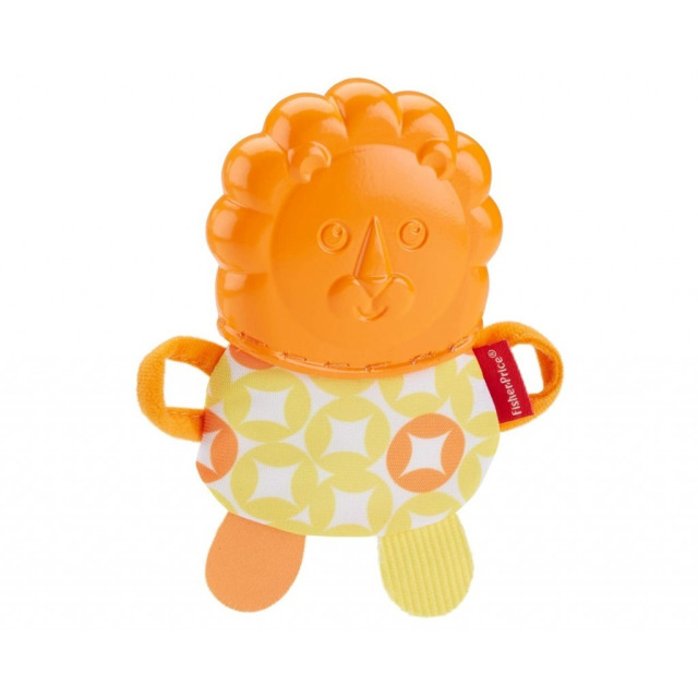 Obrázek produktu Fisher Price Kousátko lvíček, Mattel GBD97