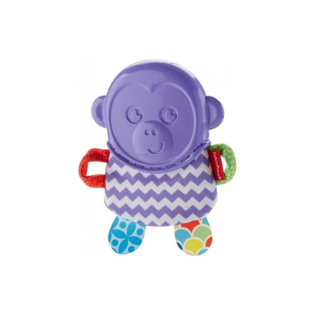 Obrázek produktu Fisher Price Kousátko opička, Mattel FVF82