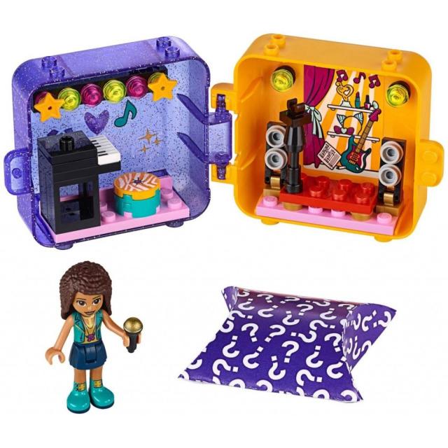 Obrázek produktu LEGO Friends 41400 Herní boxík: Andrea