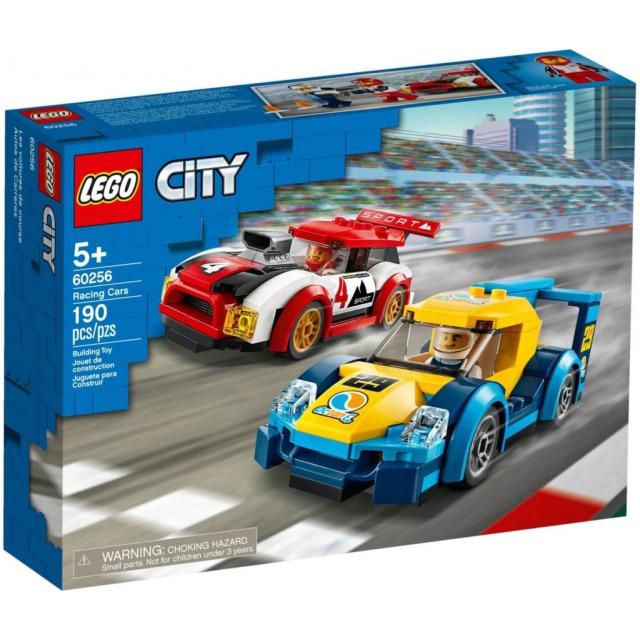 Obrázek produktu LEGO CITY 60256 Závodní auta