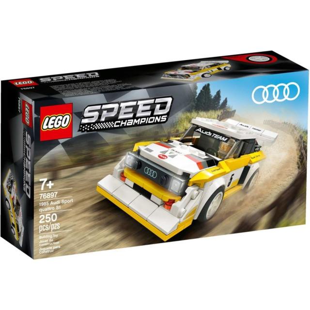 Obrázek produktu LEGO Speed Champions 76897 1985 Audi Sport quattro S1