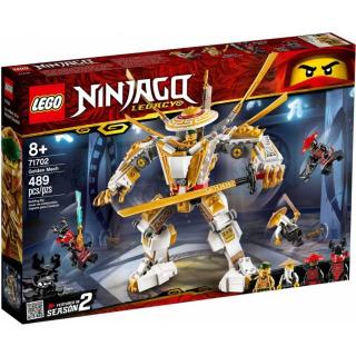 Obrázek 1 produktu LEGO Ninjago 71702 Zlatý robot