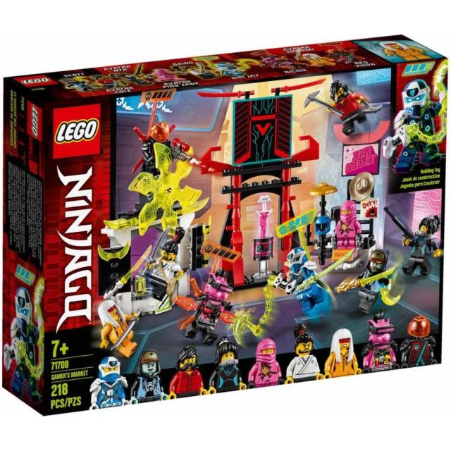Obrázek produktu LEGO Ninjago 71708 Hráčská burza