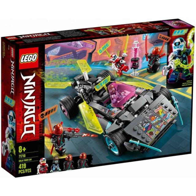 Obrázek produktu LEGO Ninjago 71710 Vytuněný nindžabourák