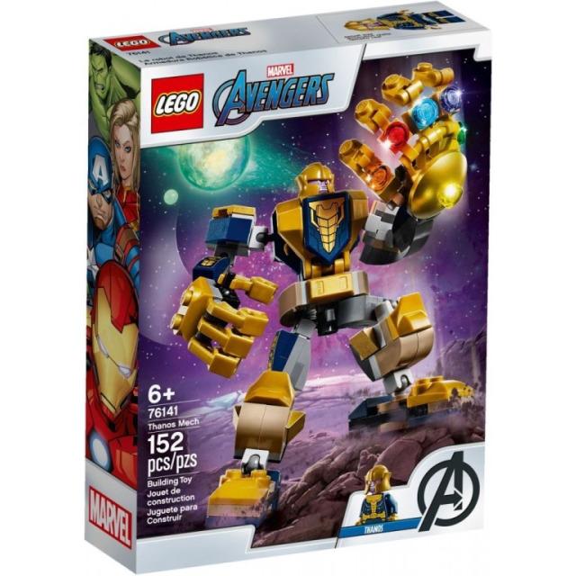 Obrázek produktu LEGO Super Heroes 76141 Thanosův robot