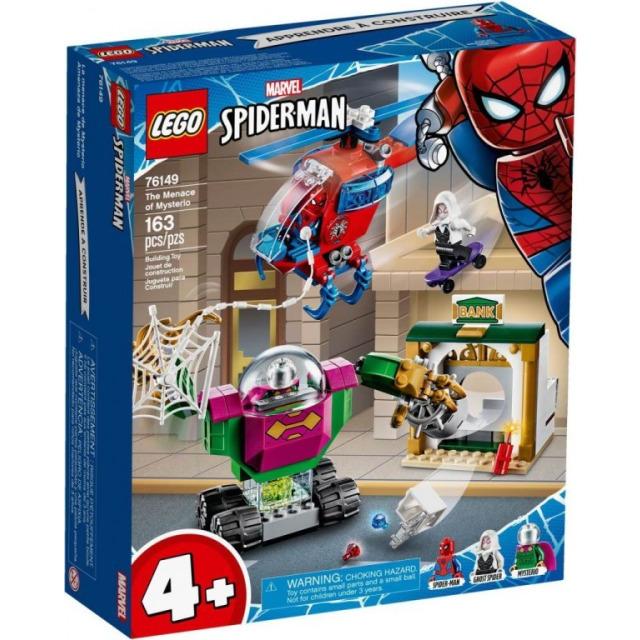 Obrázek produktu LEGO Super Heroes 76149 Mysteriova hrozba