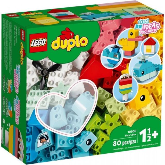 Obrázek produktu LEGO DUPLO 10909 Box se srdíčkem
