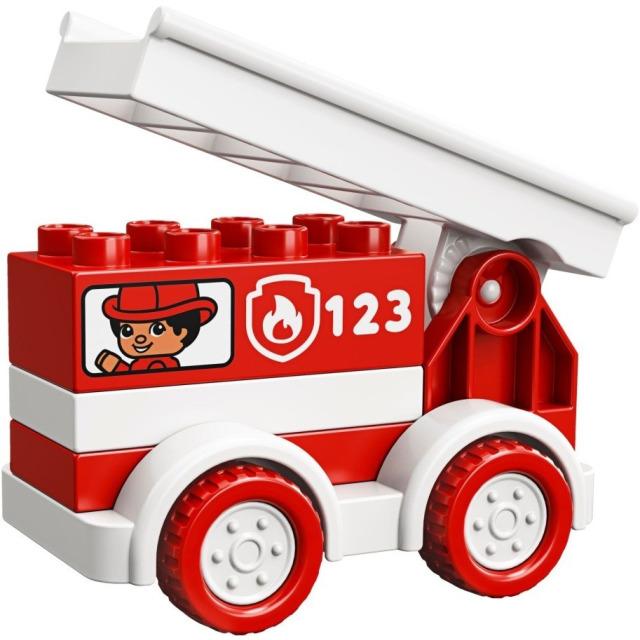 Obrázek produktu LEGO DUPLO 10917 Hasičské autíčko