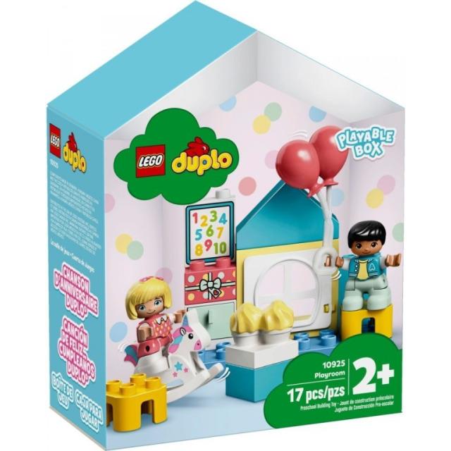 Obrázek produktu LEGO DUPLO 10925 Pokojíček na hraní