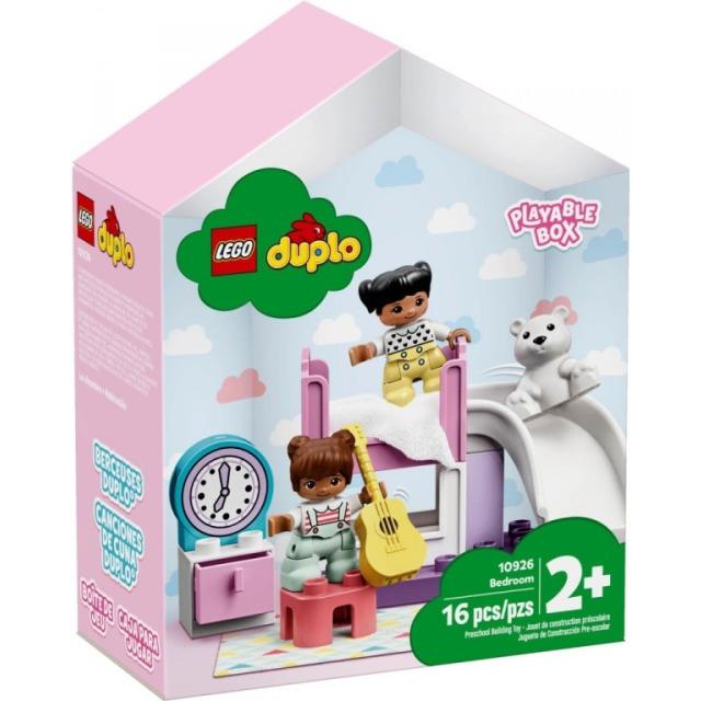 Obrázek produktu LEGO DUPLO 10926 Pokojíček na spaní