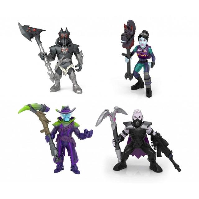 Obrázek produktu Fortnite velký set: Dark Bomber, Deadfire, Sanctum, Spider Knight