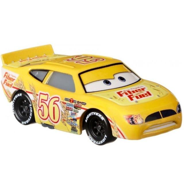 Obrázek produktu Cars 3 Autíčko Brush Curber, Mattel GCB94