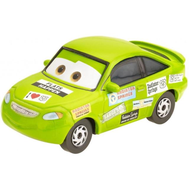 Obrázek produktu Cars 3 Autíčko Nick Stickers, Mattel FLL76