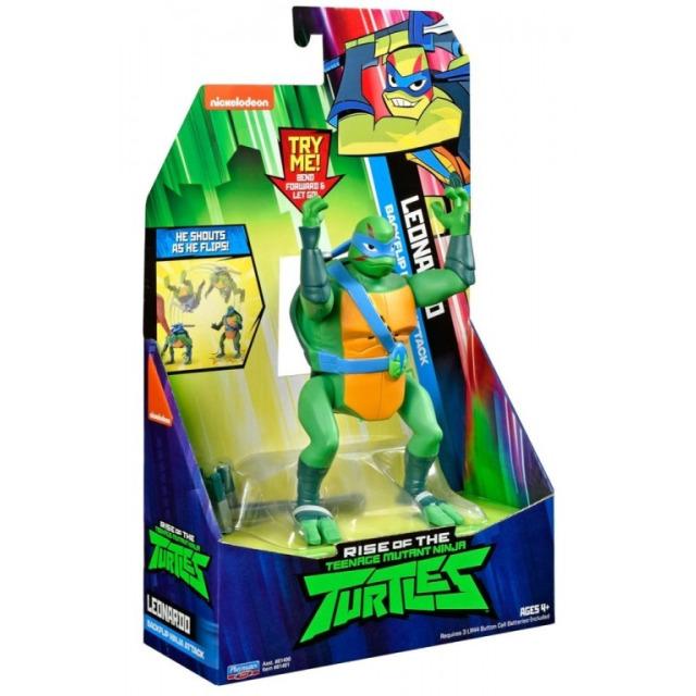Obrázek produktu TMNT Želvy Ninja Salto figurka Leonardo se zvukem