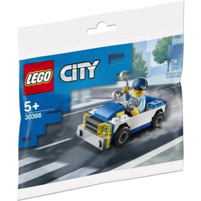 Obrázek produktu LEGO CITY 30366 Policejní auto