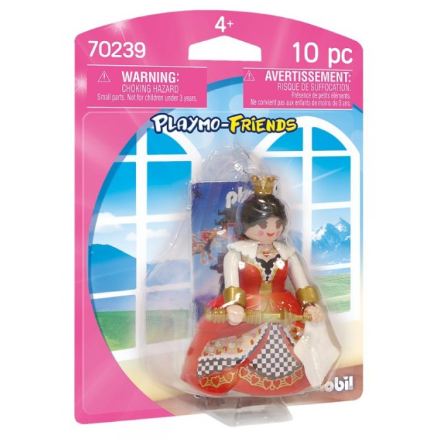 Obrázek produktu Playmobil 70239 Srdcová královna