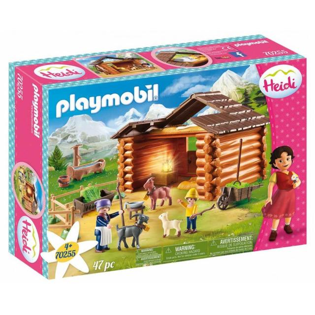 Obrázek produktu Playmobil 70255 Petrův kozí chlívek