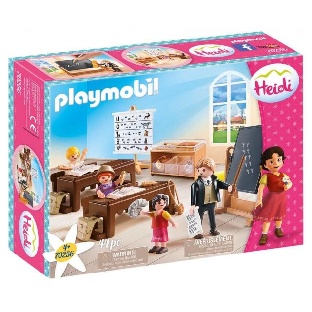 Obrázek produktu Playmobil 70256 Školní vyučování v Dörfli